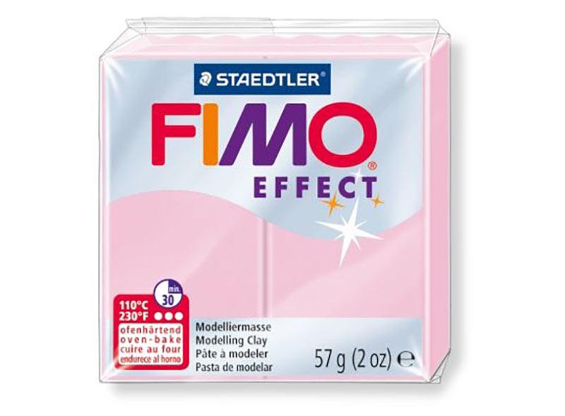 FIMO Effect 205 (пастельно-розовый)
