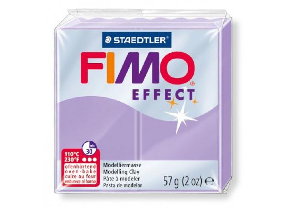 FIMO Effect 605 (пастельно-лиловый)Полимерная глина<br>Полимерная глина — удивительный материал для творчества и декоративно-прикладного искусства. Лепка из полимерной глины в равной степени увлекает детей и взрослых, вдохновляет мастеров и новичков. Этот вид творчества не требует профессиональной подготовки ...<br>