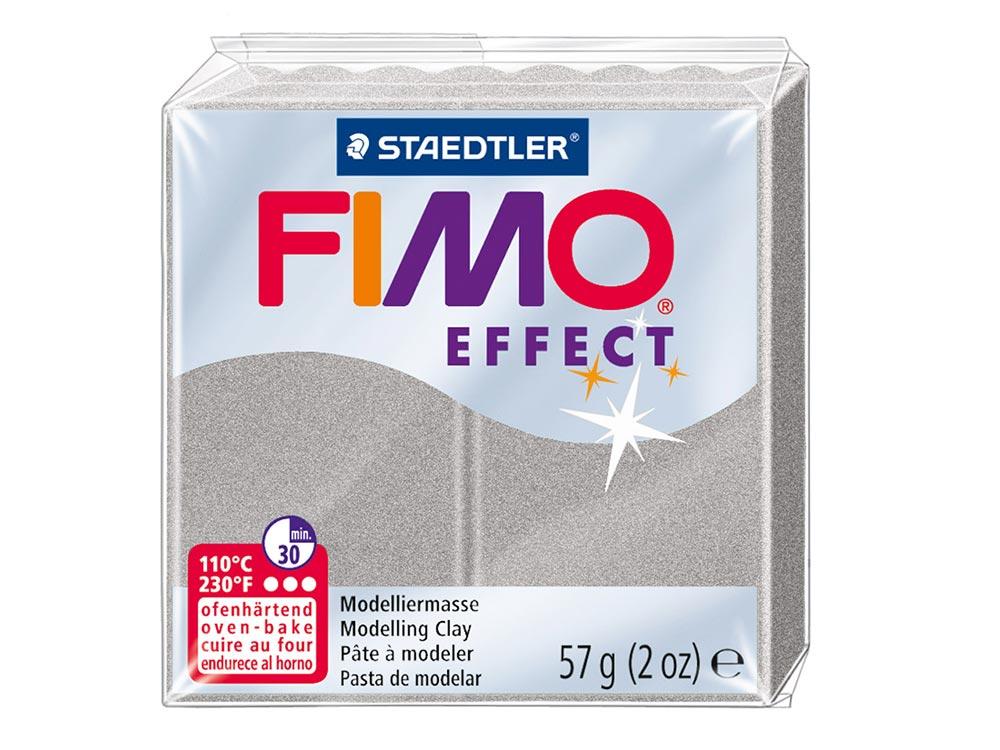 FIMO Effect 817 (перламутровый светло-серебристый)Полимерная глина FIMO<br>Полимерная глина — удивительный материал для творчества и декоративно-прикладного искусства. Лепка из полимерной глины в равной степени увлекает детей и взрослых, вдохновляет мастеров и новичков. Этот вид творчества не требует профессиональной подготовки ...<br><br>Артикул: 8020-817<br>Вес: 57 г<br>Цвет: Перламутровый светло-серебристый<br>Серия: FIMO Effect