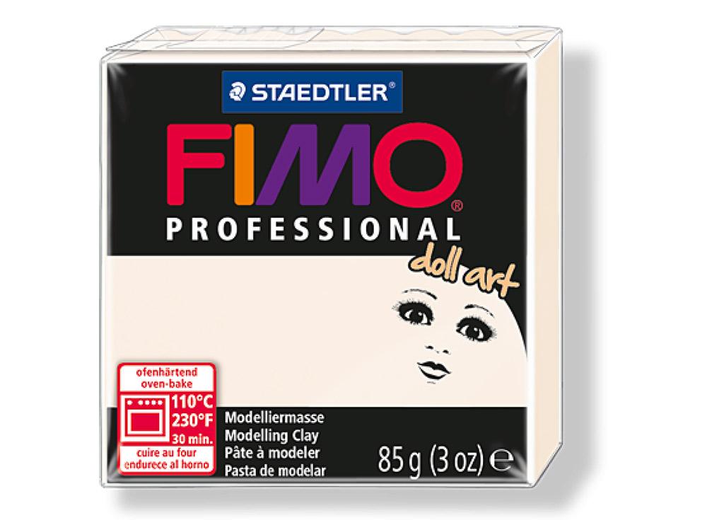 FIMO Doll Art 03 (полупрозрачный фарфор)Полимерная глина FIMO<br>Полимерная глина — удивительный материал для творчества и декоративно-прикладного искусства. Лепка из полимерной глины в равной степени увлекает детей и взрослых, вдохновляет мастеров и новичков. Этот вид творчества не требует профессиональной подготовки ...<br><br>Артикул: 8027-03<br>Вес: 85 г<br>Цвет: Полупрозрачный фарфор<br>Серия: FIMO Professional Doll Art