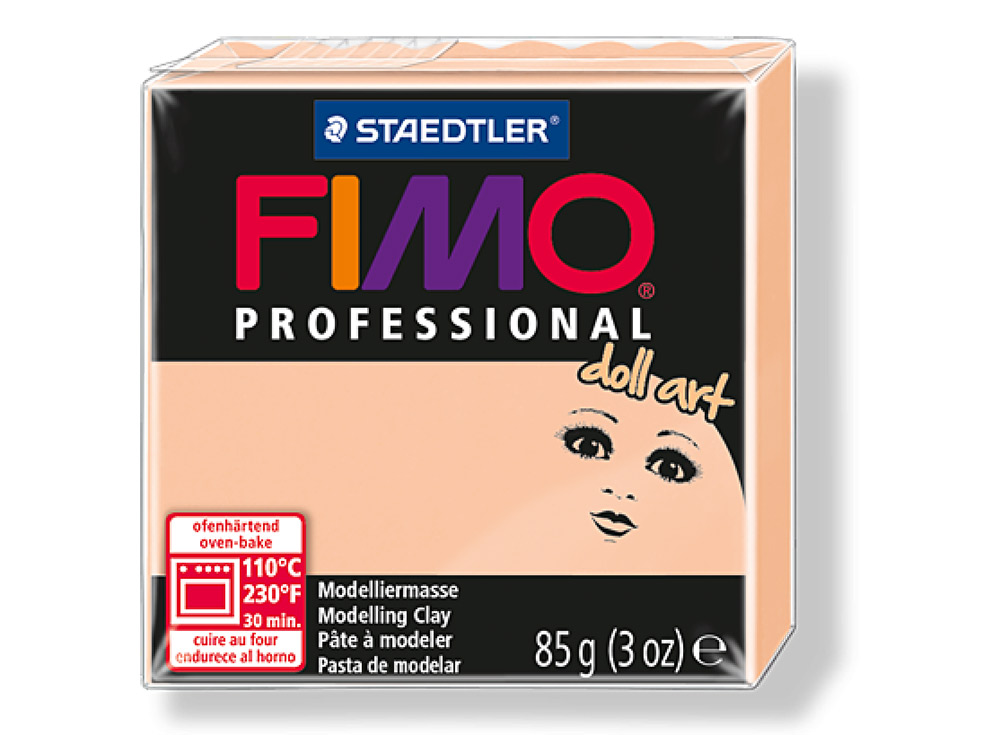 FIMO Doll Art 435 (непрозрачная камея)Полимерная глина FIMO<br>Полимерная глина — удивительный материал для творчества и декоративно-прикладного искусства. Лепка из полимерной глины в равной степени увлекает детей и взрослых, вдохновляет мастеров и новичков. Этот вид творчества не требует профессиональной подготовки ...<br><br>Артикул: 8027-435<br>Вес: 85 г<br>Цвет: Непрозрачная камея<br>Серия: FIMO Professional Doll Art