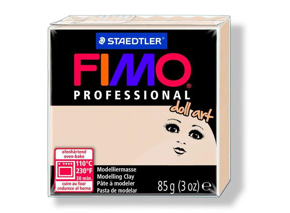 FIMO Doll Art 44 (полупрозрачный бежевый)Полимерная глина FIMO<br><br><br>Артикул: 8027-44<br>Вес: 85 г<br>Цвет: Полупрозрачный бежевый<br>Серия: FIMO Professional Doll Art