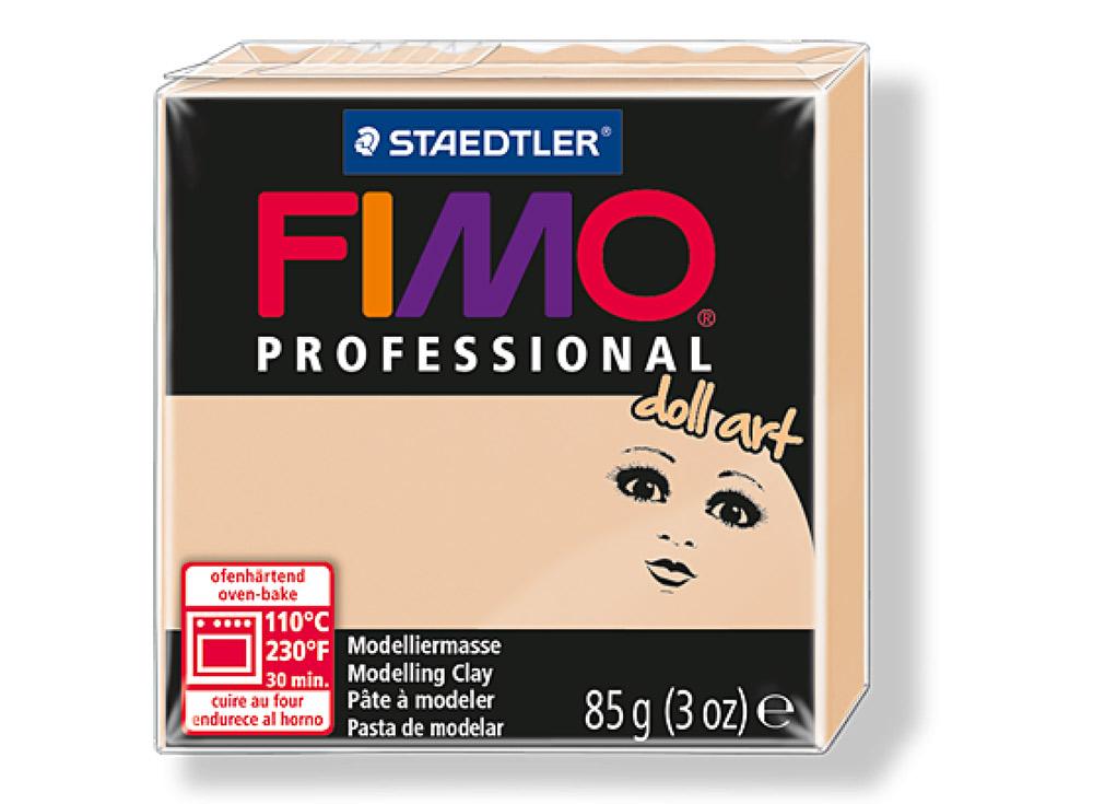 FIMO Doll Art 45 (непрозрачный песочный)Полимерная глина FIMO<br>Полимерная глина — удивительный материал для творчества и декоративно-прикладного искусства. Лепка из полимерной глины в равной степени увлекает детей и взрослых, вдохновляет мастеров и новичков. Этот вид творчества не требует профессиональной подготовки ...<br><br>Артикул: 8027-45<br>Вес: 85 г<br>Цвет: Непрозрачный песочный<br>Серия: FIMO Professional Doll Art