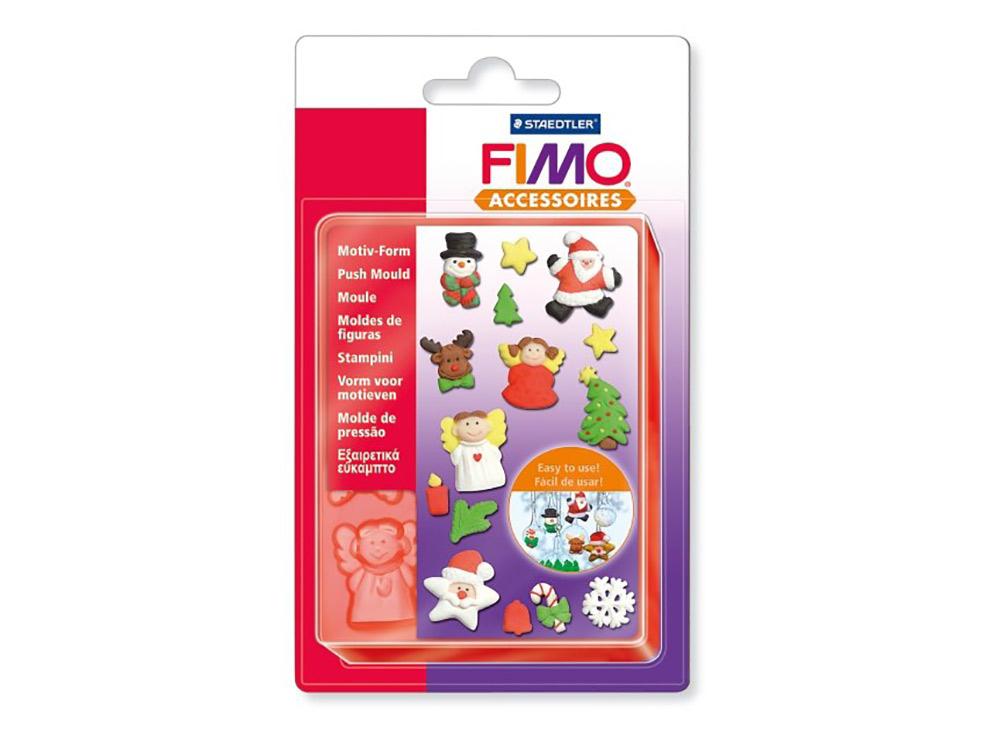 Формы FIMO «Рождество»Инструменты для лепки<br><br><br>Артикул: 8725_06