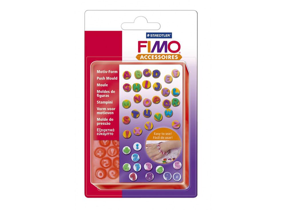 Формы FIMO «ABC/123»Инструменты для лепки<br><br><br>Артикул: 8725_07