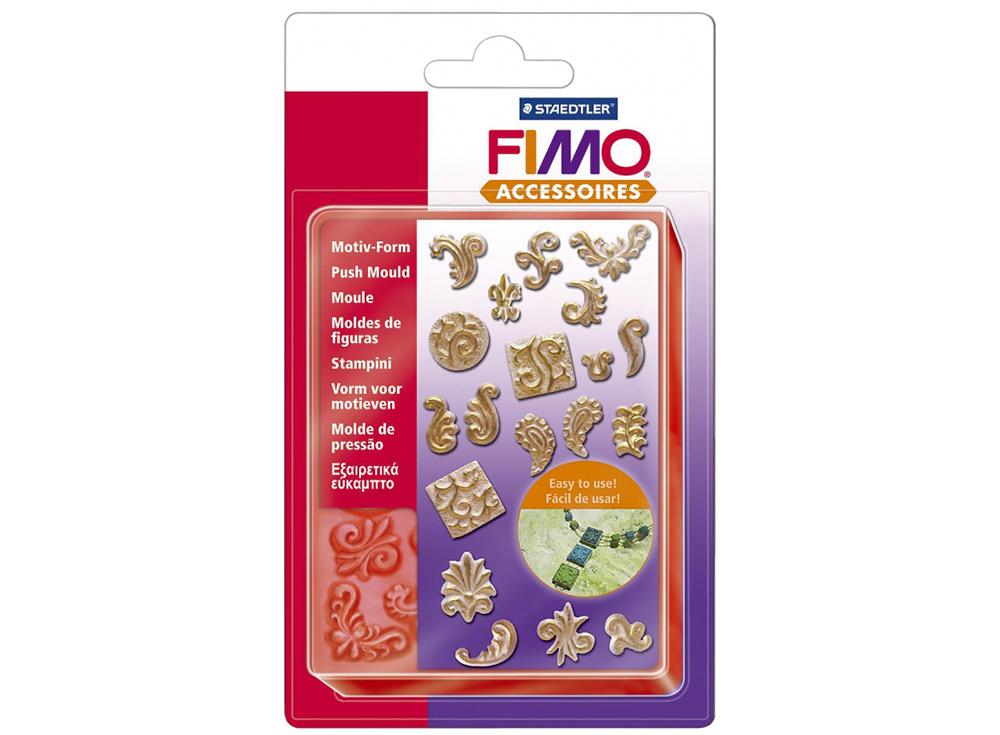 Формы FIMO «Орнаменты»Инструменты для лепки<br><br><br>Артикул: 8725_08