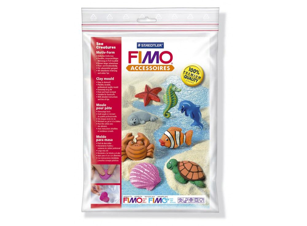 Формы FIMO «Морские существа»Инструменты для лепки<br><br><br>Артикул: 8742_02