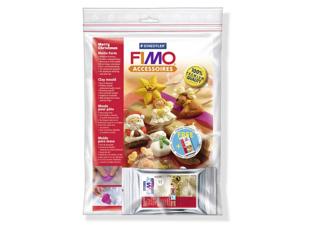 Формы FIMO «Рождество»Инструменты для лепки<br><br><br>Артикул: 8742_12