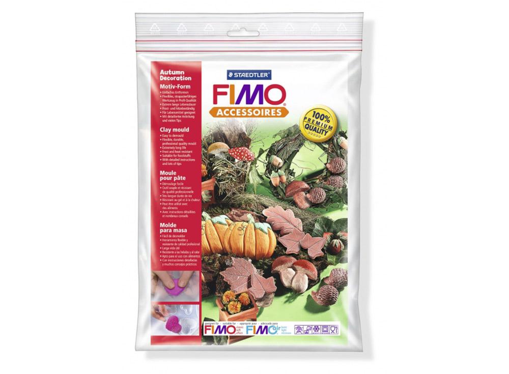 Формы FIMO «Осенние декорации»Инструменты для лепки<br><br><br>Артикул: 8742_31