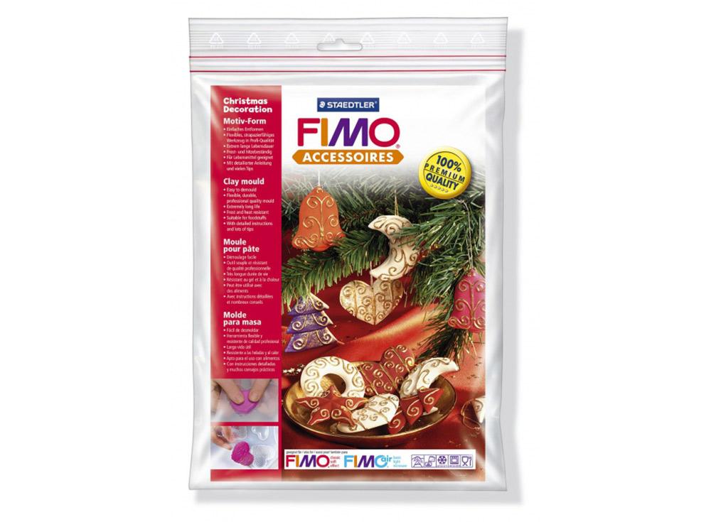 Формы FIMO «Рождество»Инструменты для лепки<br><br><br>Артикул: 8742_35