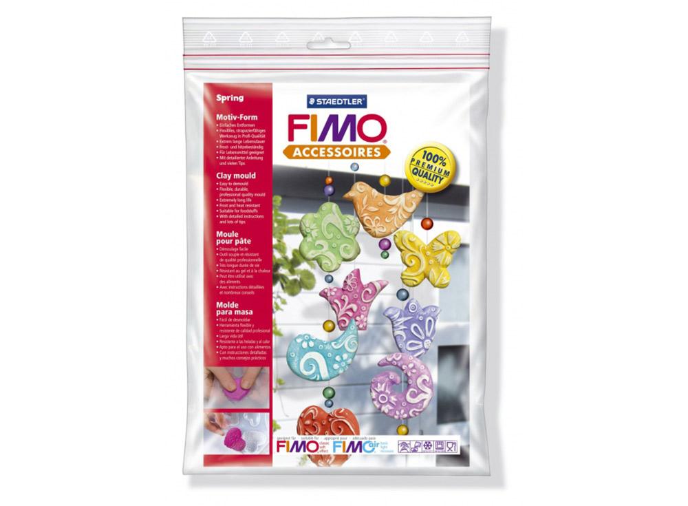 Формы FIMO «Весна»Инструменты для лепки<br><br><br>Артикул: 8742_52
