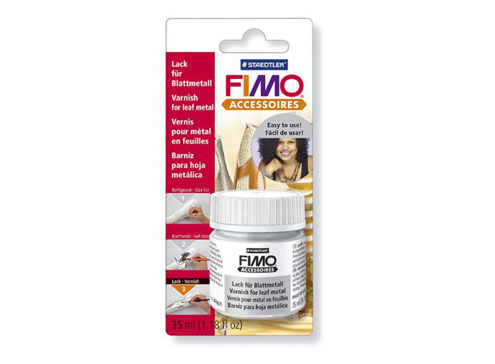 Лак FIMO для фольги, 35 млМатериалы для лепки<br><br><br>Артикул: 8783_BK<br>Вес: 35 мл