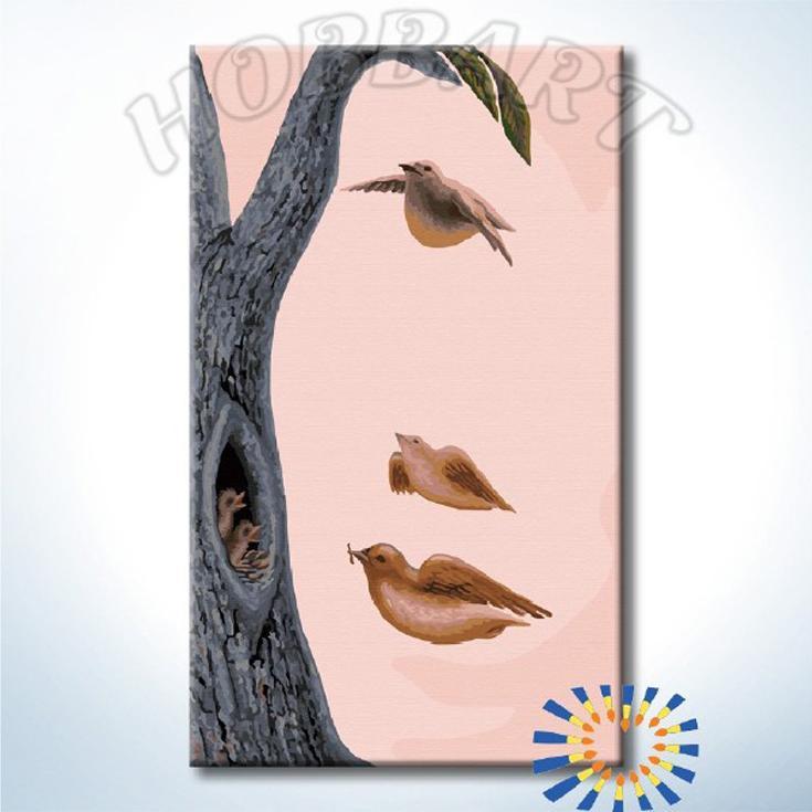 Картина по номерам «Образ» Октавио ОкампоHobbart<br><br><br>Артикул: DZ3050001<br>Основа: Холст<br>Сложность: сложные<br>Размер: 30x50 см<br>Количество цветов: 25<br>Техника рисования: Без смешивания красок