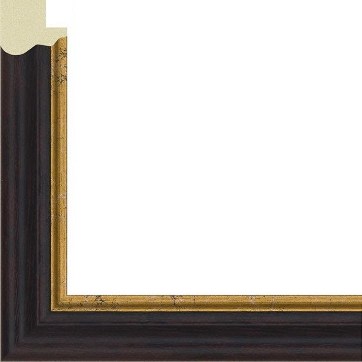 Рамка со стеклом и подставкой «Stefan»Багетные рамки<br>Багетная рамка со стеклом для картин на картоне, алмазной вышивки или фото.<br> <br> Небольшие по размеру работы (21х30 см) отлично смотрятся в рамке со стеклом. Вы можете повесить картину на стену, а можете воспользоваться подставкой, которая входит в компле...<br><br>Артикул: 2130/16<br>Размер: 21x30 см<br>Цвет: Черный с золотом<br>Ширина: 20 мм<br>Материал багета: Пластик<br>Толщина: 8 мм<br>Глубина багета: 8 мм
