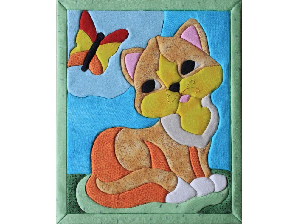 Кинусайга «Кошка»Кинусайга<br><br><br>Артикул: КН-01<br>Основа: Пенокартон<br>Размер: 19x23 см<br>Возраст: от 6 лет