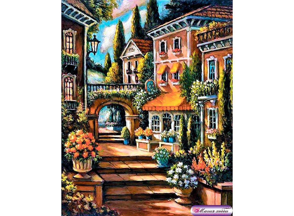 Папертоль «Цветочный переулок 2»