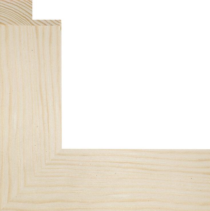 Рамка без стекла под покраску «Mir»Багетные рамки<br><br><br>Артикул: 4060/007<br>Размер: 40x60 см<br>Цвет: Дерево<br>Ширина: 25<br>Материал багета: Дерево<br>Глубина багета: 1,7 см