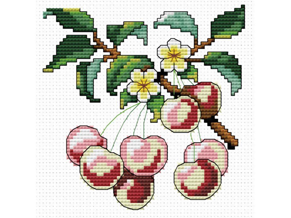 Набор для вышивания «Спелая вишня»Вышивка крестом<br><br>