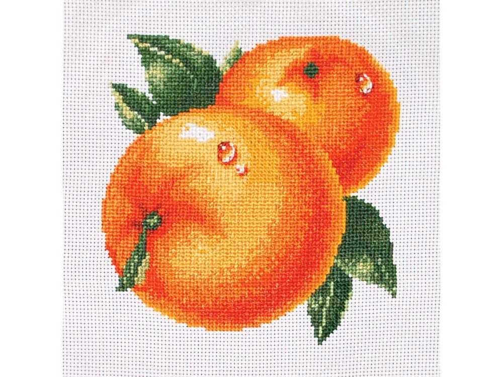 Набор для вышивания «Сочные апельсины»Белоснежка<br><br><br>Артикул: 737-14<br>Основа: канва Aida 14<br>Размер: 30x30 см<br>Техника вышивки: счетный крест<br>Тип схемы вышивки: Цветная схема<br>Количество крестиков: 80x83<br>Цвет канвы: Белый<br>Размер вышитой работы: 14,5x14,5<br>Количество цветов: 17<br>Рисунок на канве: не нанесён<br>Техника: Вышивка крестом