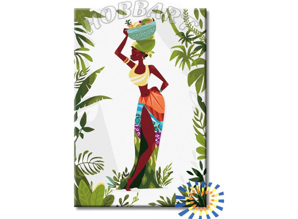 «С фруктами»Hobbart<br><br><br>Артикул: DZ2030008<br>Основа: Холст<br>Сложность: средние<br>Размер: 20x30<br>Количество цветов: 18<br>Техника рисования: Без смешивания красок