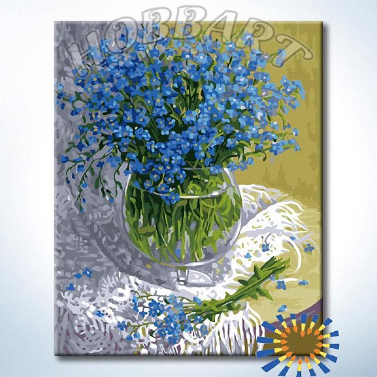 «Полевые цветы» Жанны СидоренкоHobbart<br><br><br>Артикул: DZ4050036<br>Основа: Холст<br>Сложность: средние<br>Размер: 40x50 см<br>Количество цветов: 24<br>Техника рисования: Без смешивания красок