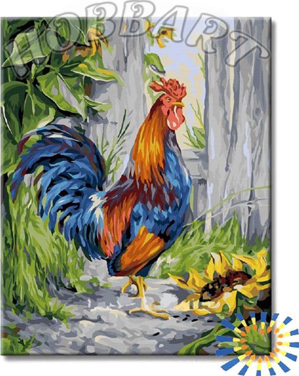 «Пёстрый»Hobbart<br><br><br>Артикул: DZ4050042<br>Основа: Холст<br>Сложность: сложные<br>Размер: 40x50 см<br>Количество цветов: 30<br>Техника рисования: Без смешивания красок