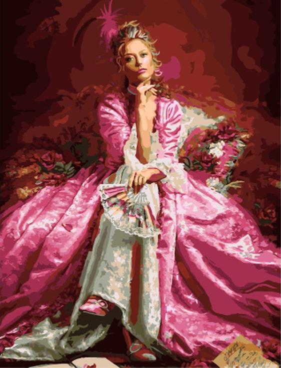 «Дневники герцогини» Джона ПолаPaintboy (Premium)<br><br><br>Артикул: GX8962<br>Основа: Холст<br>Сложность: сложные<br>Размер: 40x50 см<br>Количество цветов: 25<br>Техника рисования: Без смешивания красок