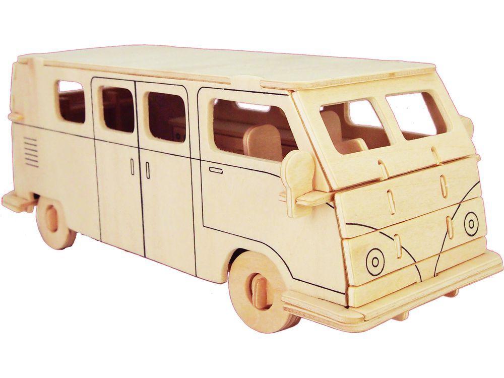 Чудо-Дерево Конструктор «Автобус» 80002