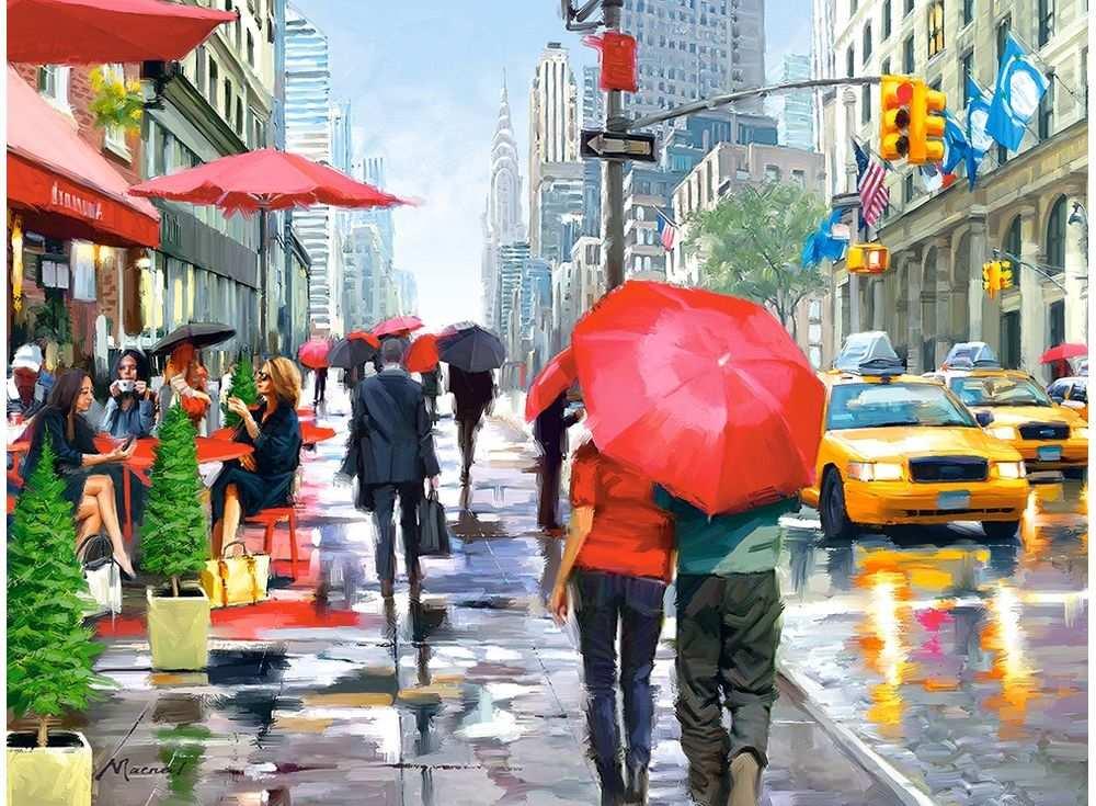 Пазлы «Нью-Йорк» Ричарда МакнейлаПазлы от производителя Castorland<br>Пазл - игра-головоломка, мозаика, состоящая из множества фрагментов, различающихся по форме.<br> По мнению психологов, игра в пазлы способствует развитию логического мышления, внимания, воображения и памяти. Пазлы хороши для всех возрастов - и ребенка-дошко...<br><br>Артикул: C200542<br>Размер: 92x68 см