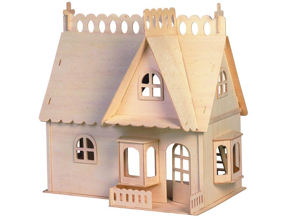 Чудо-Дерево Конструктор «Дом с портиком» DH002