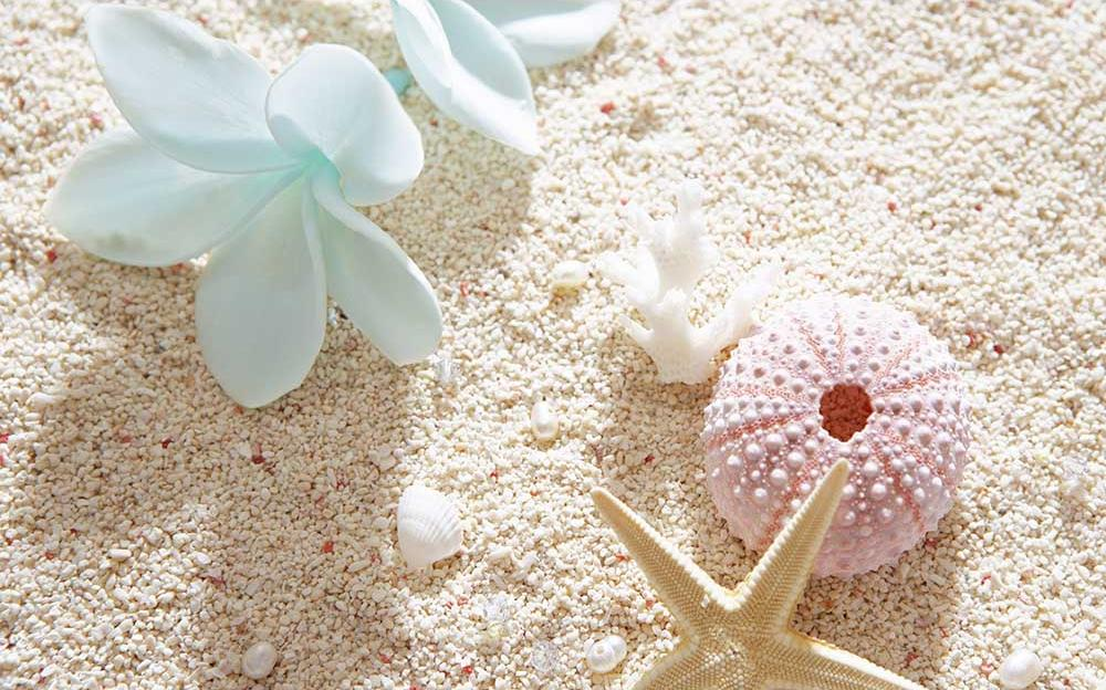 Алмазная вышивка «Пляж»
