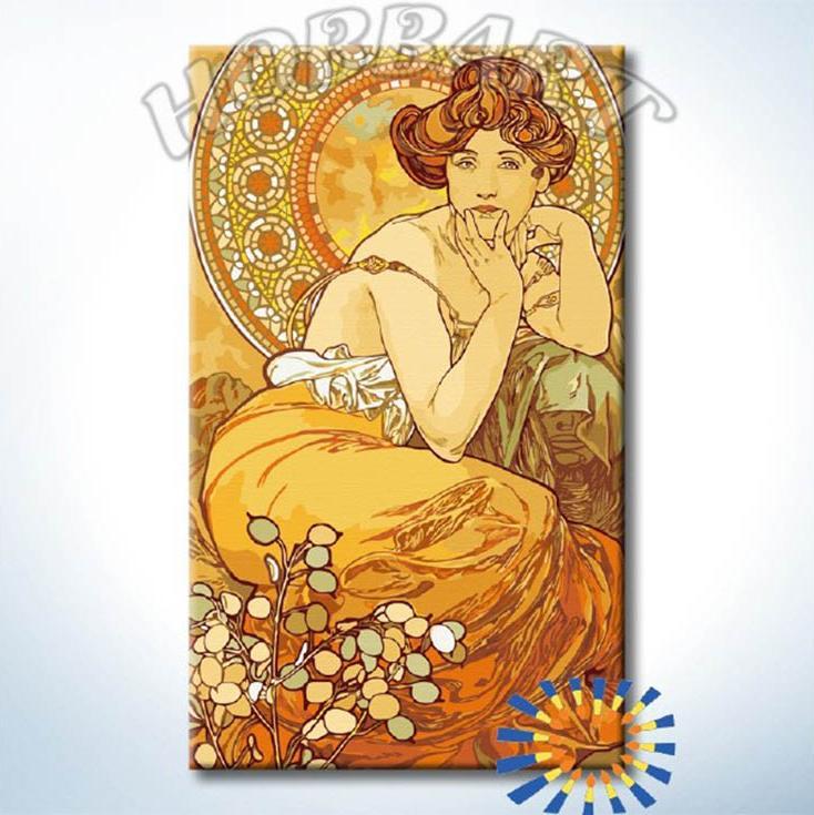 «Драгоценные камни. Топаз» Альфонса МухиHobbart<br><br><br>Артикул: DZ3050003<br>Основа: Холст<br>Сложность: сложные<br>Размер: 30x50 см<br>Количество цветов: 25<br>Техника рисования: Без смешивания красок