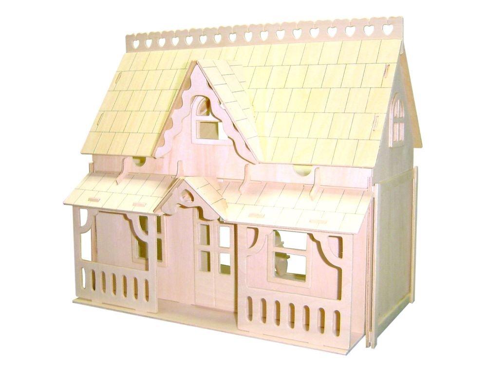 Чудо-Дерево Конструктор «Дом с верандой (малый)» G-DH003