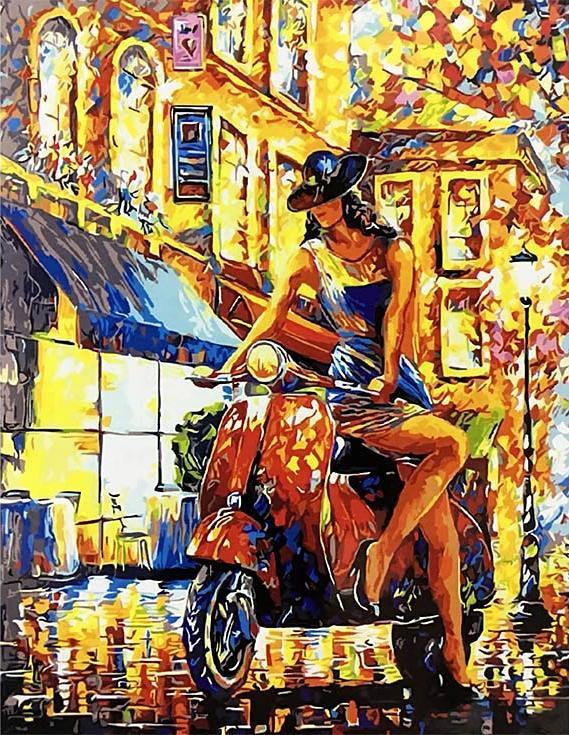 «Итальянский стиль» Романа ФедосенкоРаскраски по номерам Paintboy (Original)<br><br><br>Артикул: GX3016_R<br>Основа: Холст<br>Сложность: средние<br>Размер: 40x50 см<br>Количество цветов: 26<br>Техника рисования: Без смешивания красок