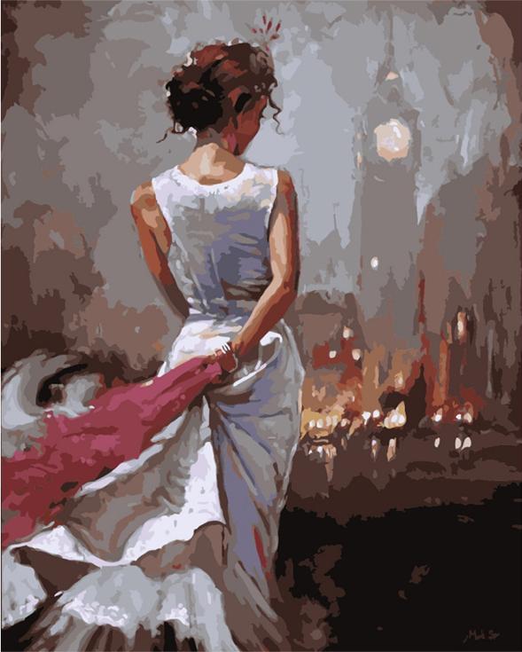 «Лондонские ночи» Марка СпейнаРаскраски по номерам Paintboy (Original)<br><br><br>Артикул: GX8101_R<br>Основа: Холст<br>Сложность: средние<br>Размер: 40x50 см<br>Количество цветов: 26<br>Техника рисования: Без смешивания красок