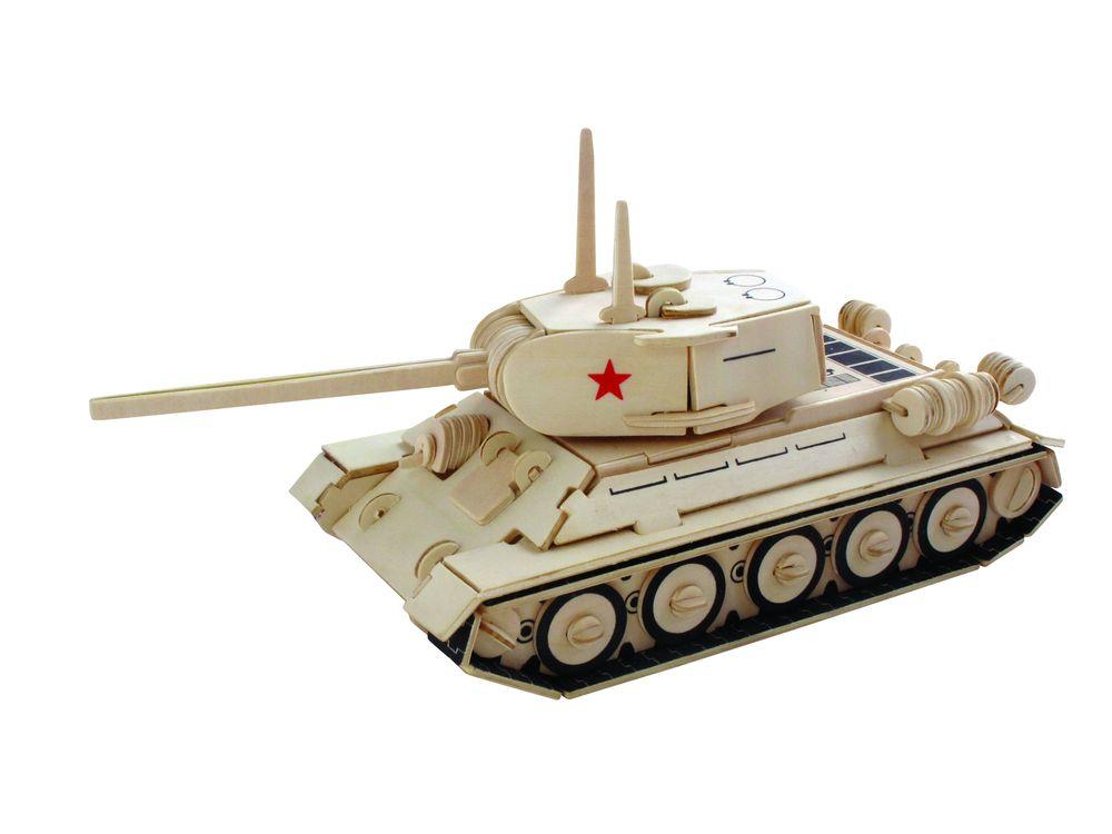 Чудо-Дерево Конструктор «Средний танк» P175