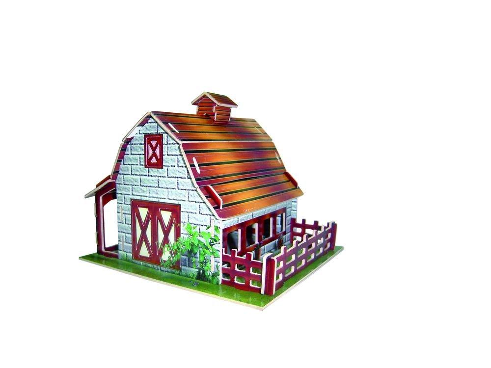 Чудо-Дерево Конструктор «Ферма (цветная)» PC070