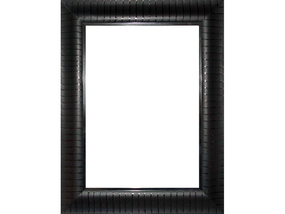 Рама без стекла с прозрачным дном для папертоли «Элегия»Рамки для папертоль<br><br><br>Артикул: RAM114024<br>Размер: 21x26 см<br>Цвет: Черный лак<br>Ширина: 50 мм<br>Материал багета: Пластик