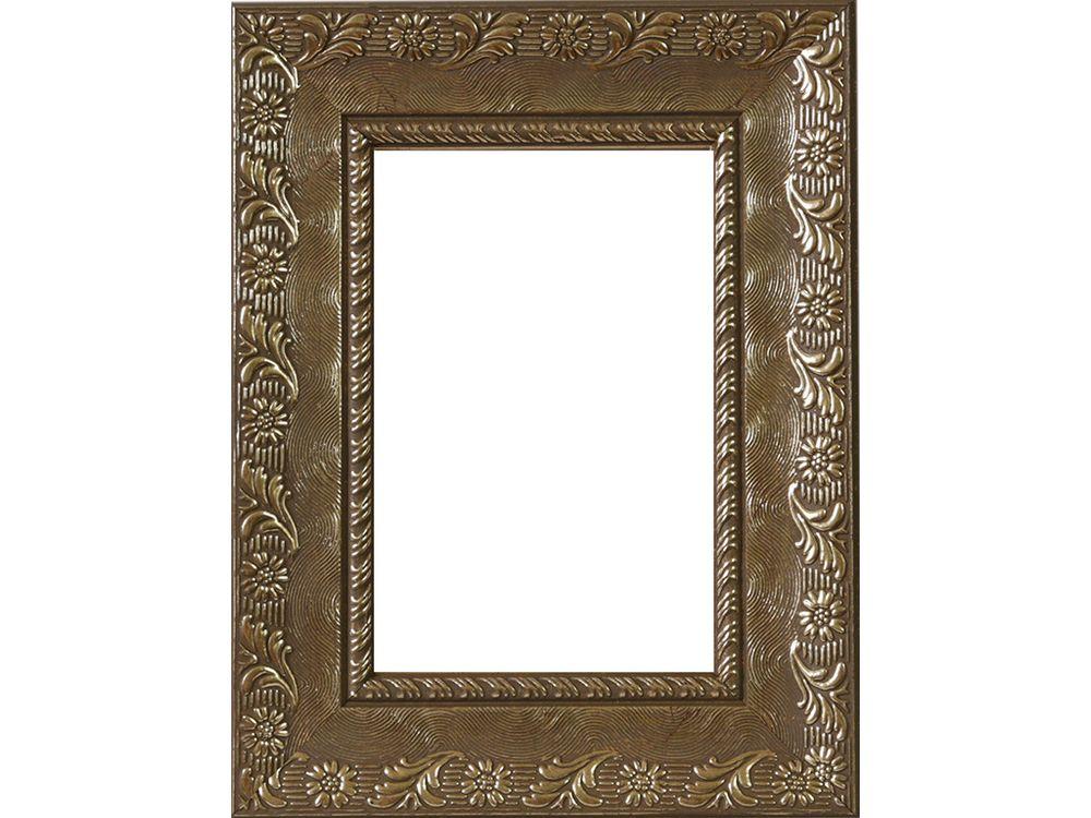 Рама без стекла с прозрачным дном для папертоли «Ботаника»