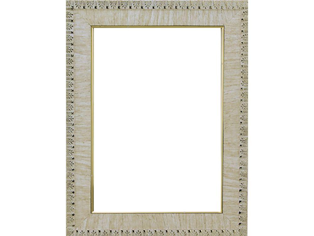 Рама без стекла с прозрачным дном для папертоли «Готика»