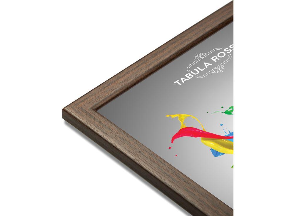 Рамка без стекла «Nimeria»Багетные рамки<br><br><br>Артикул: ТР 5084 БС<br>Размер: 30x40 см<br>Цвет: Венге<br>Материал багета: Дерево