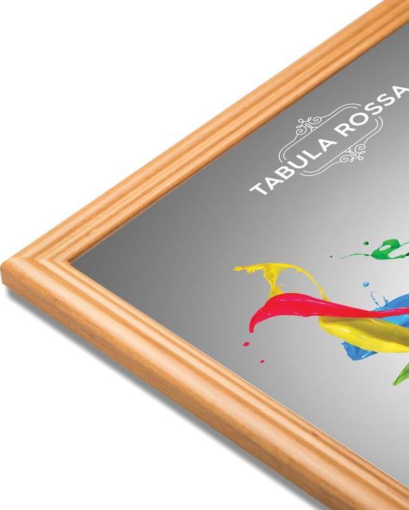 Рамка без стекла «Aurora»Багетные рамки<br><br><br>Артикул: ТР 5125 БС<br>Размер: 13x18 см<br>Цвет: Ольха<br>Материал багета: Дерево<br>Глубина багета: 7 мм