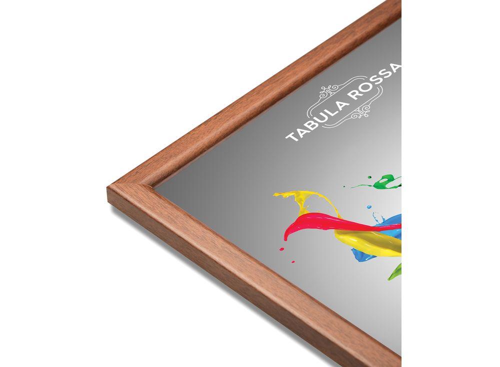 Рамка без стекла «Nimeria»Багетные рамки<br><br><br>Артикул: ТР 5156 БС<br>Размер: 13x18 см<br>Цвет: Орех<br>Материал багета: Дерево