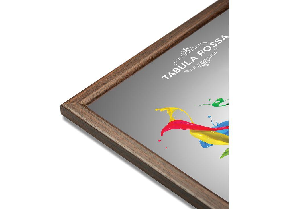 Рамка без стекла «Rossa»Багетные рамки<br><br><br>Артикул: ТР 5216 БС<br>Размер: 40x50 см<br>Цвет: Венге<br>Материал багета: Дерево<br>Глубина багета: 8 мм