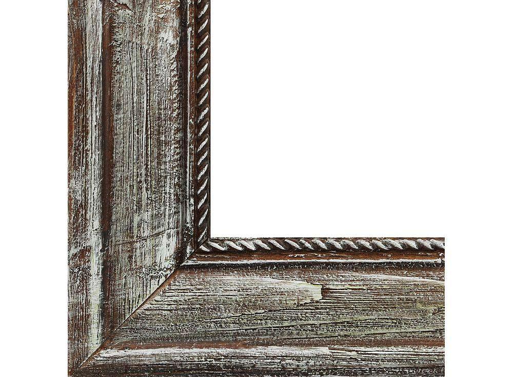 Рамка для картин «Megan»Багетные рамки<br><br><br>Артикул: 1003-BL<br>Размер: 30x40 см<br>Цвет: Коричневый<br>Ширина: 57 мм<br>Материал багета: Дерево