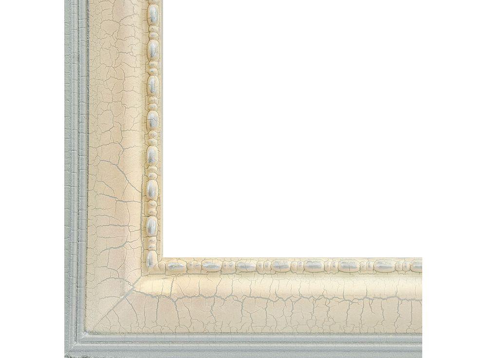 Рамка для картин «Betty»Багетные рамки<br><br><br>Артикул: 2025-BB<br>Размер: 40x50 см<br>Цвет: Бежевый<br>Ширина: 54 мм<br>Материал багета: МДФ