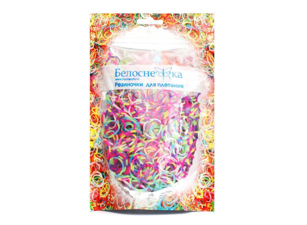 Резиночки для плетения 5 цветов