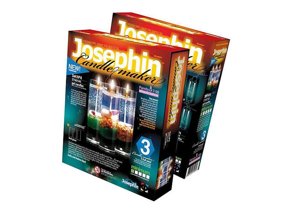 Гелевые свечи с ракушками «Набор №4»Гелевые свечи своими руками<br><br><br>Артикул: 274014<br>Размер упаковки: 22x18,5x 5 см<br>Возраст: от 7 лет