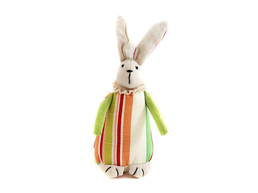 Заяц Ушенька маленькийИнтерьерные игрушки<br><br><br>Артикул: 3010-BT
