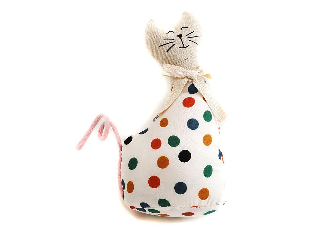 Кошка МурысяИнтерьерные игрушки<br><br><br>Артикул: 3060-BT<br>Размер: 11,5x8x22,5 см
